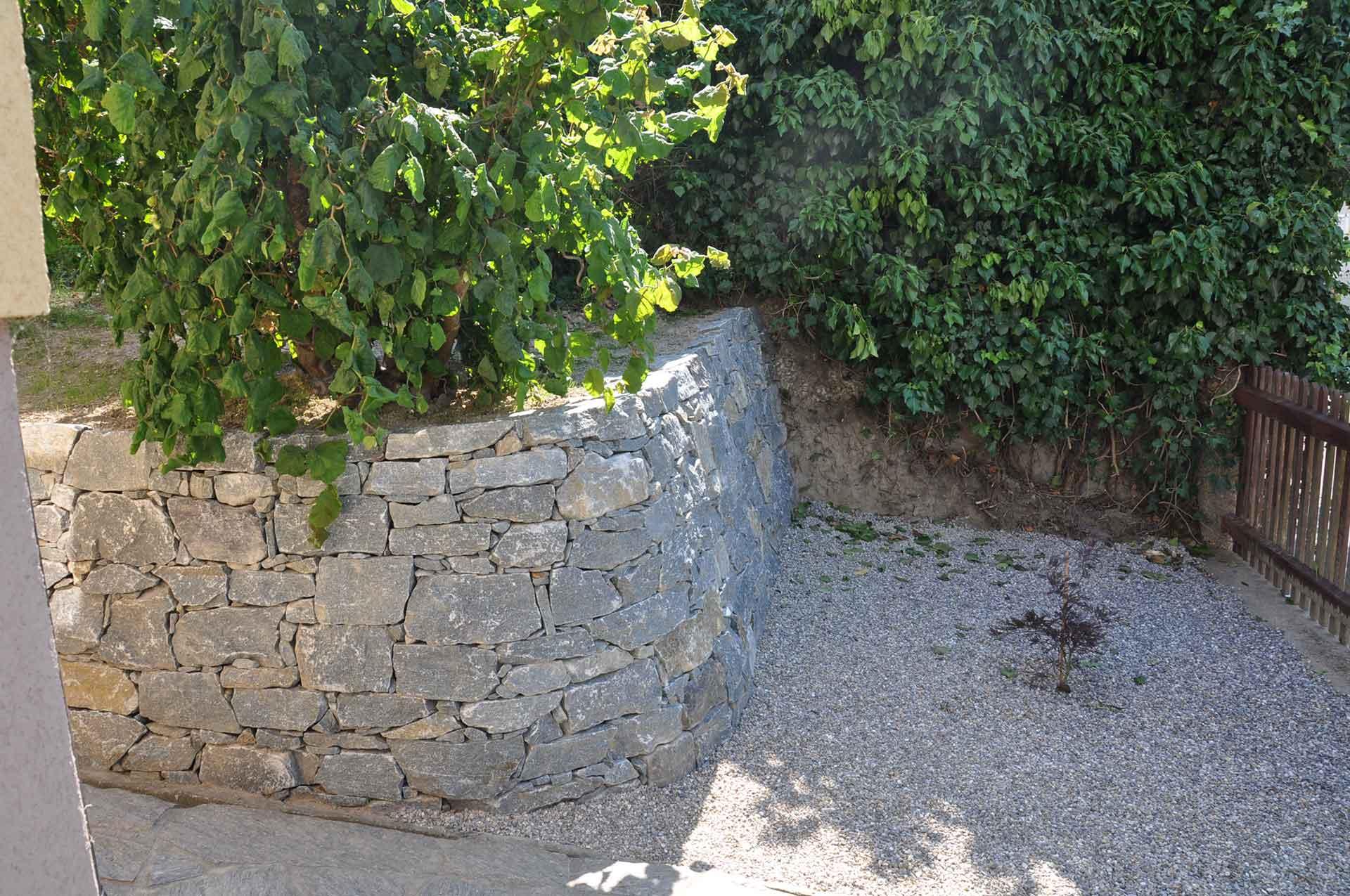 Trockensteinmauer, Steinmauer, Handverleger, Mauaersteine, Wachauer Marmor