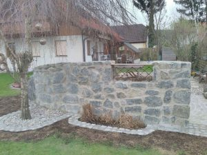 Hart wie Granit, frostsicher, frostbeständig, Wachauer Marmor